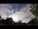 2018 Micro timelapse Sunset Substance change Summer Winter Artificial Cold Front 6 september