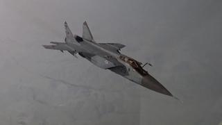 Тренировка морской авиации ТОФ по отражению воздушной атаки условного противника в Арктике