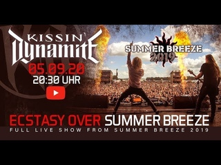 Kissin' Dynamite - Summer Breeze Open Air 2019 - Full Show!