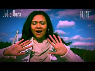 "Julia Bura' - ""Alone"" (Official Music Video) [beats by Professor]"