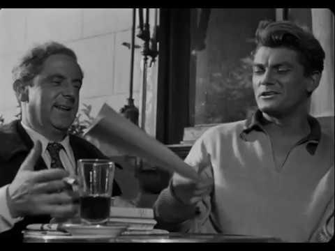 Орфей (Франция, 1950) Жан Маре, фильм Жана Кокто, советский дубляж