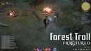 Forest Troll Skills Abilities Location Bestiary Fractured MMO