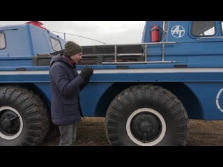 Самый дорогой ЗИЛ монстр 6x6 из России!