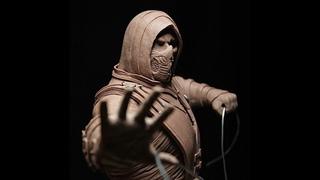 Sculpting Scorpion MKX