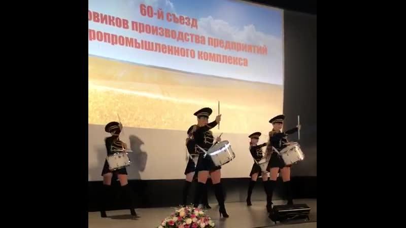 Барабанщицы Малая Охта