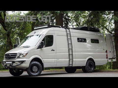 OSV | VALHALLA | 4x4 170EXT 3500 Mercedes-Benz Sprinter