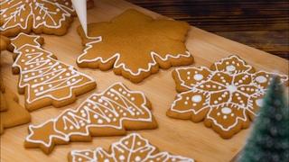ВКУСНЯШКИ на ЛЮБОЙ ВКУС! ТРИ Рецепта Рождественской ВЫПЕЧКИ   Кулинарим Вместе