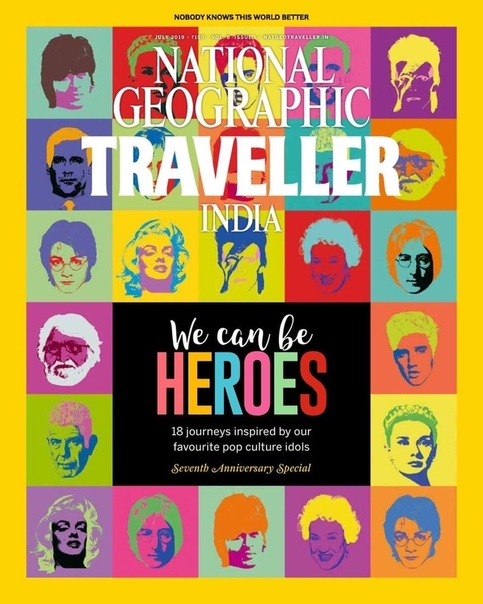 National Geographic Traveller India – July 2019