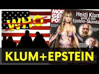 WHO ist RAUS! Heidi Klum, Epstein & Maxwell unter einer Decke ?!