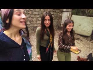 Trio Mandili - Tsangala da gogona