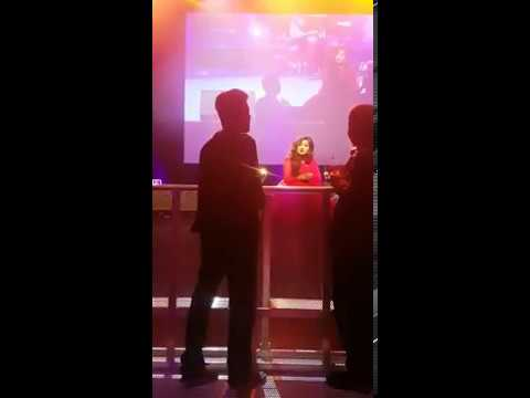 Pakistani Singer Umair Maan Singing for Melody Queen Shreya Ghoshal Melbourne Concert 2018