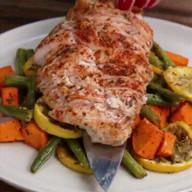 id_24062 Варианты ужина без лишних калорий ❣🍽  Автор: Tasty  #gif@bon