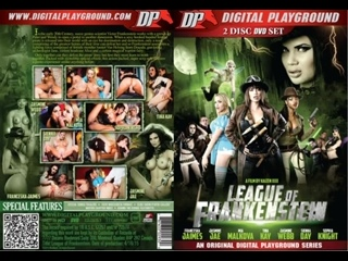 Лига Франкенштейна с участием Franceska Jaimes, Jasmine Jae, Mia Malkova,Tina Kay \ League Of Frankenstein (2015)
