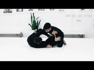 NICK BOHLI - ESCAPING CROSS FACE FROM HALF GUARD