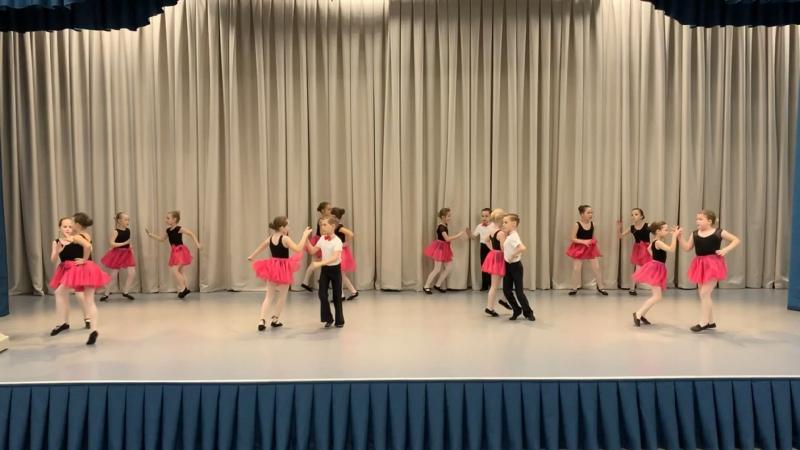 2 год номер Берлинская полька Студия танца Эдельвейс