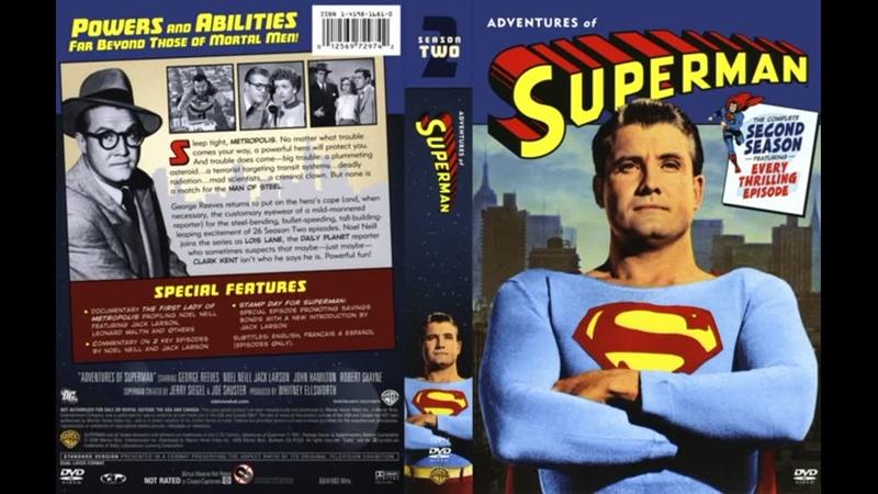 As Aventuras do Super Homem 1952 23 O lobo fantasma