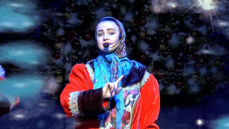 Мария Часовская - Ах, мамочка, на саночках