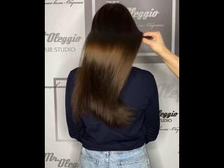 Наращивание волос 67 грамм