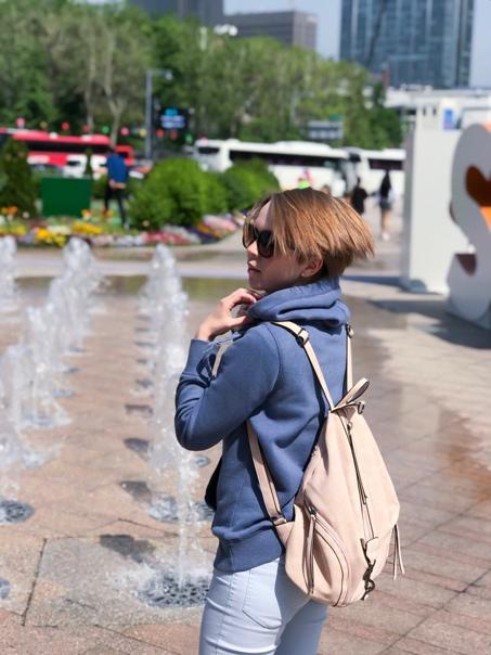 Маша Храмкова, Киров, Россия