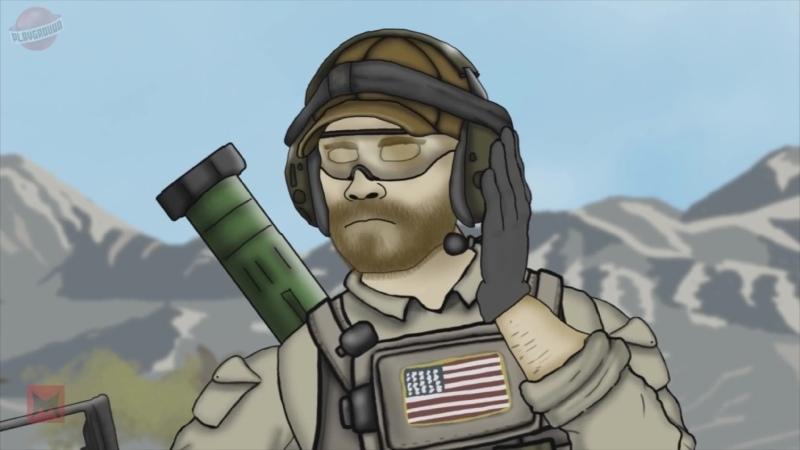 Друзья по Battlefield Спрятлфилд 8 серия 6 сезон