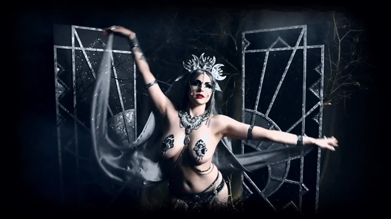 Moon Ritual burlesque by Kristabel Otem