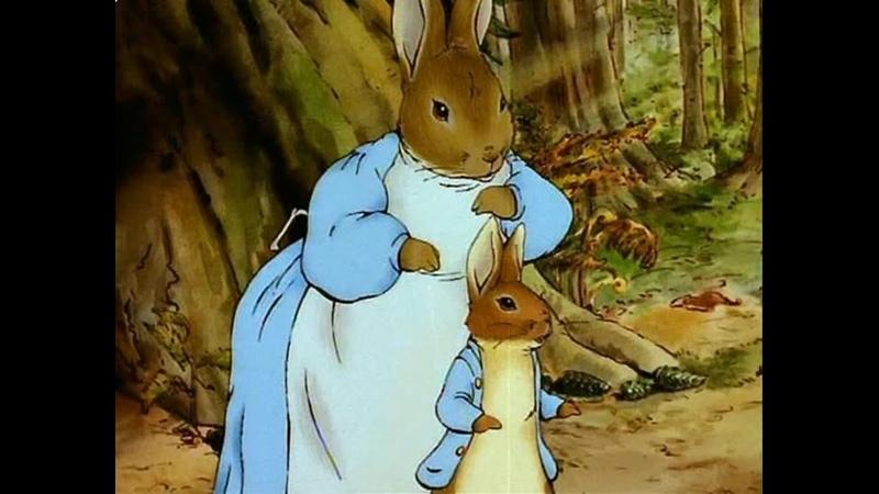 Мир Кролика Питера 1 серия О кролике Питере и крольчонке Бенджамине