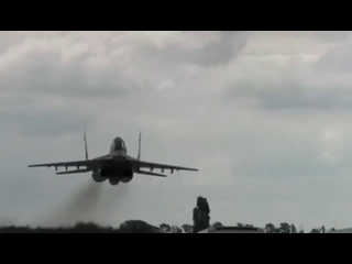Наш МИГ-29 расшугал западных партнёров