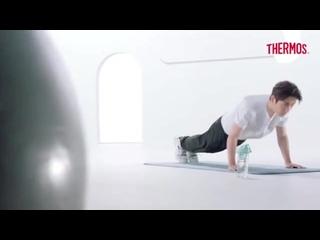 #ZhuYilong #Thermos Новая? реклама