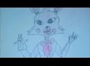 мои рисунки из FNAF 2