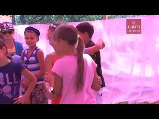 Почти семь тысяч человек устроили карнавал красок на эко-этно фестивале fourЭ