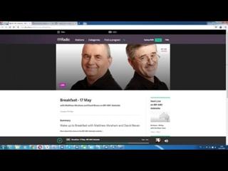 Род Хук о SkyWay- интервью на австралийском радио «891 АВС Аделаида»