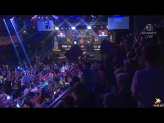 Michael van Gerwen vs Robert Thornton (Grand Slam of Darts 2016 / Round 2)