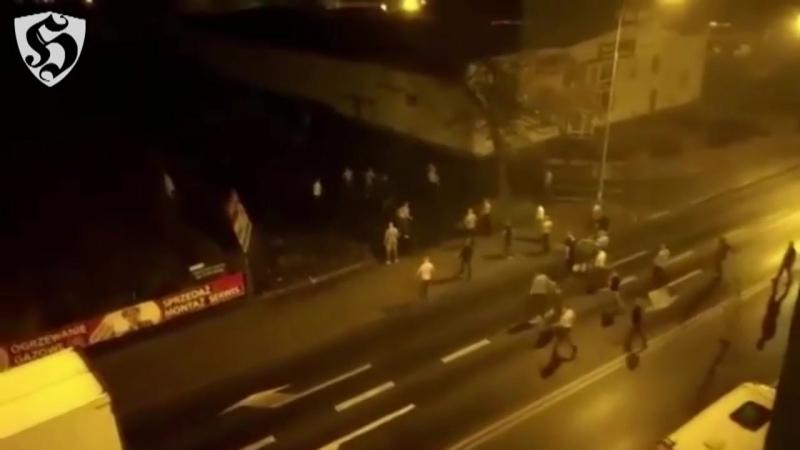 Hooligans Fight Miedź Legnica Zagłębie Lubin
