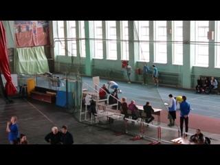 200м (предварительный забег) Алексей Голобородько