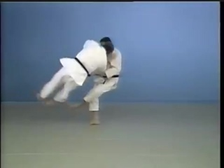 Ju Jutsu.Традиционное Кодокан Дзюдо.Нагэ вадза.Окури аши харай.