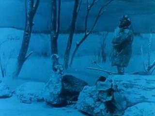 Мультфильм Рождество обитателей леса 1912