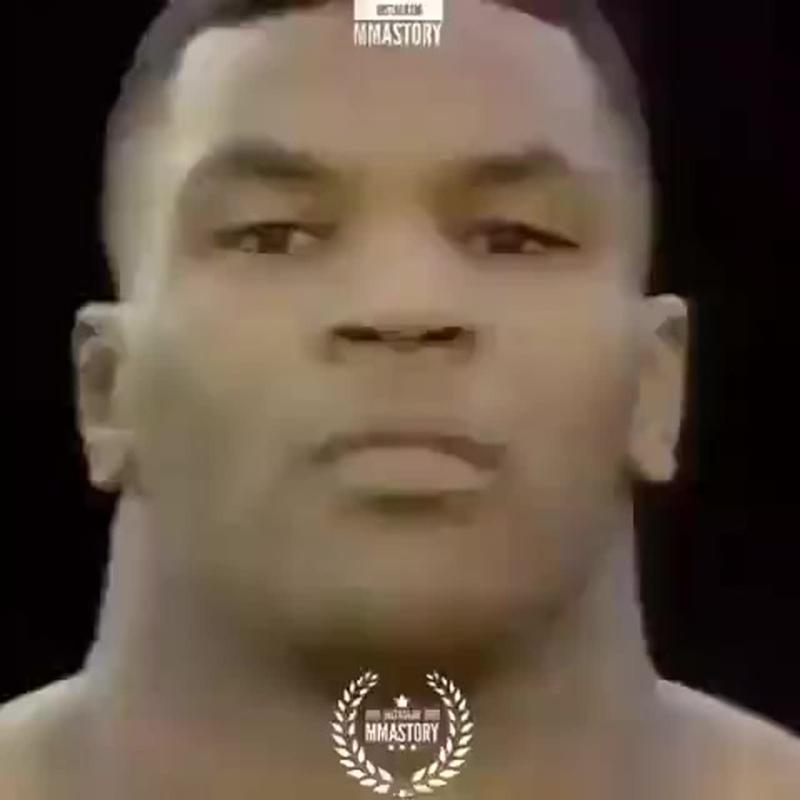 Первый чемпионский бой Майка Тайсона gthdsq xtvgbjycrbq ,jq vfqrf nfqcjyf