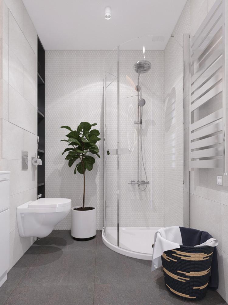 Дизайн-проект квартиры 29 м.