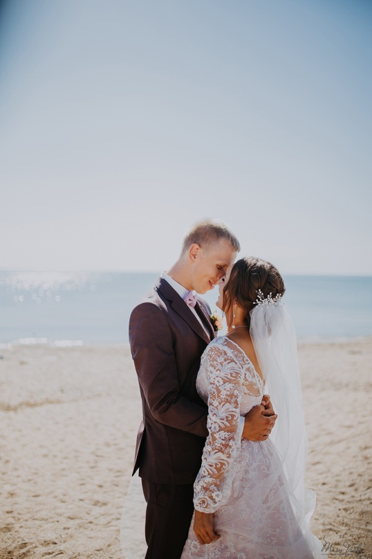 Свадебная съемка в Евпатории - Фотограф MaryVish.ru