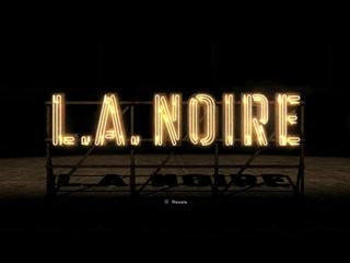 2 (PS4) Нуар,от Рокстар. Атмосфера 50х,суровые детективы и роковые женщины - L.A. Noire