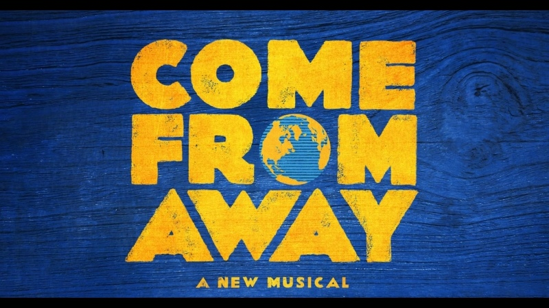 Rus sub Come from Away 2013 год La Jolla Playhouse