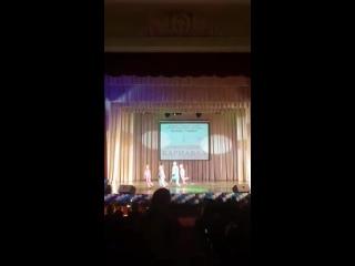 Танец «Звездопад» конкурс «Волна успеха