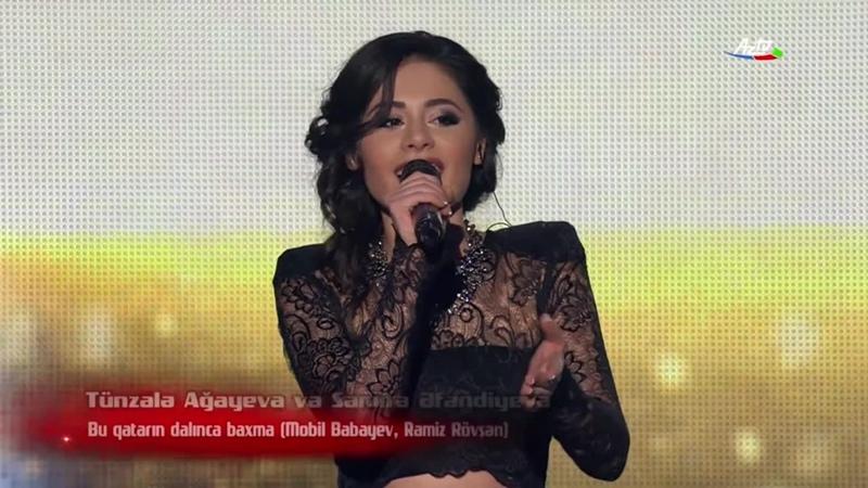 Samira Efendiyeva _ Tunzale - Bu Qatarın Dalınca Baxma