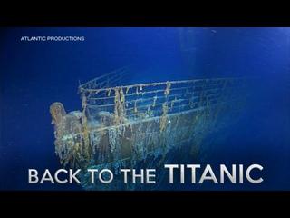 Возвращение на Титаник: Трейлер (2020)