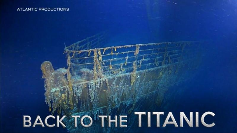 Возвращение на Титаник Трейлер 2020