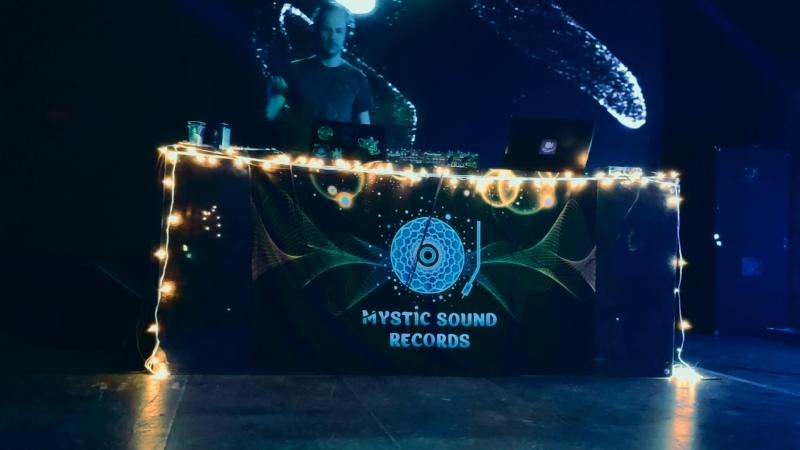 "Mystic Sound 5 years Rising Galaxy Performed by DJ Vitaly Bauer Cloud Break"""