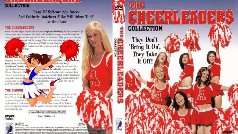 Vintage Erotic Movie The Cheerleaders 1973 18
