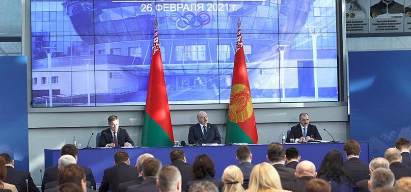 «Оправдания не принимаются». Лукашенко заявил, что на Олимпиаду надо отправить «...
