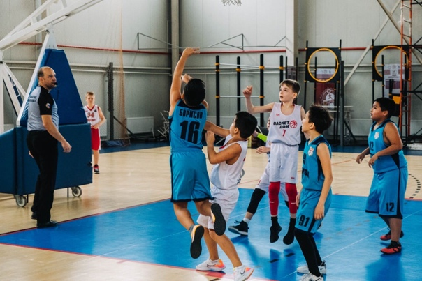 Ахтуба vs БаскетДом-2