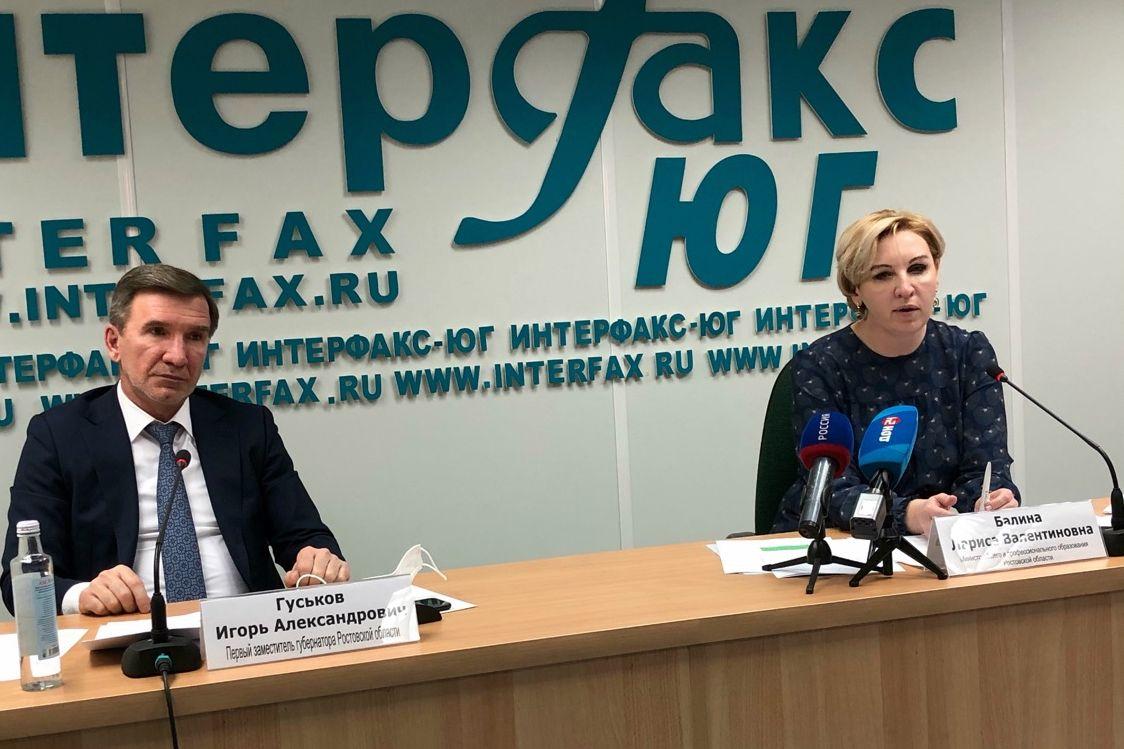 В 2021 году в Ростовской области запланирован ввод в эксплуатацию 12 новых объектов образования